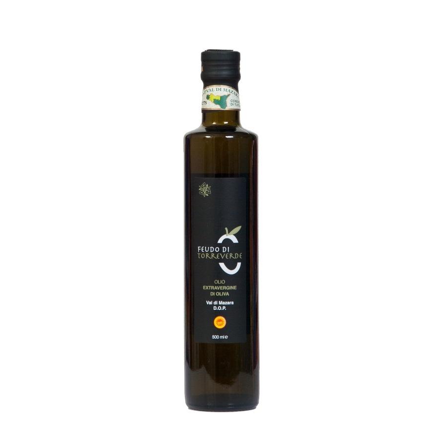 Bottiglia da 500 ml di Olio Extravergine di Oliva